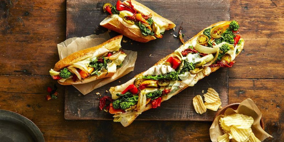 25 Vegetarian Super Bowl Recipes That Prove Game Day Can Be Meat-Free