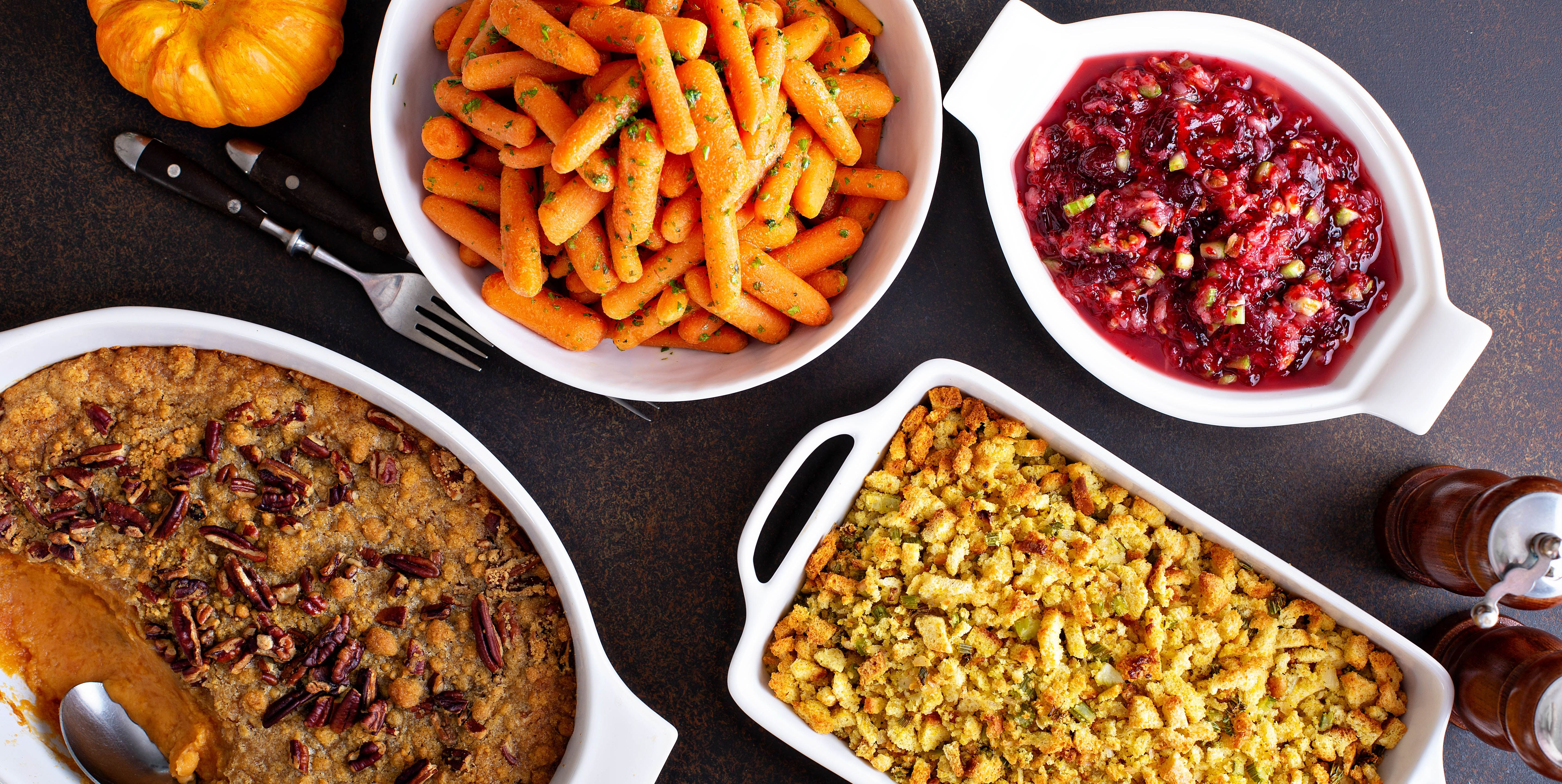 20 Vegetarian Recipes That Will Make You Forget About Turkey This Thanksgiving