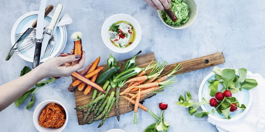 vegetarische-gerechten