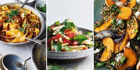 Vegetarische recepten van keukenheld Yotam Ottolenghi