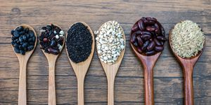best vegetarian protein for runners