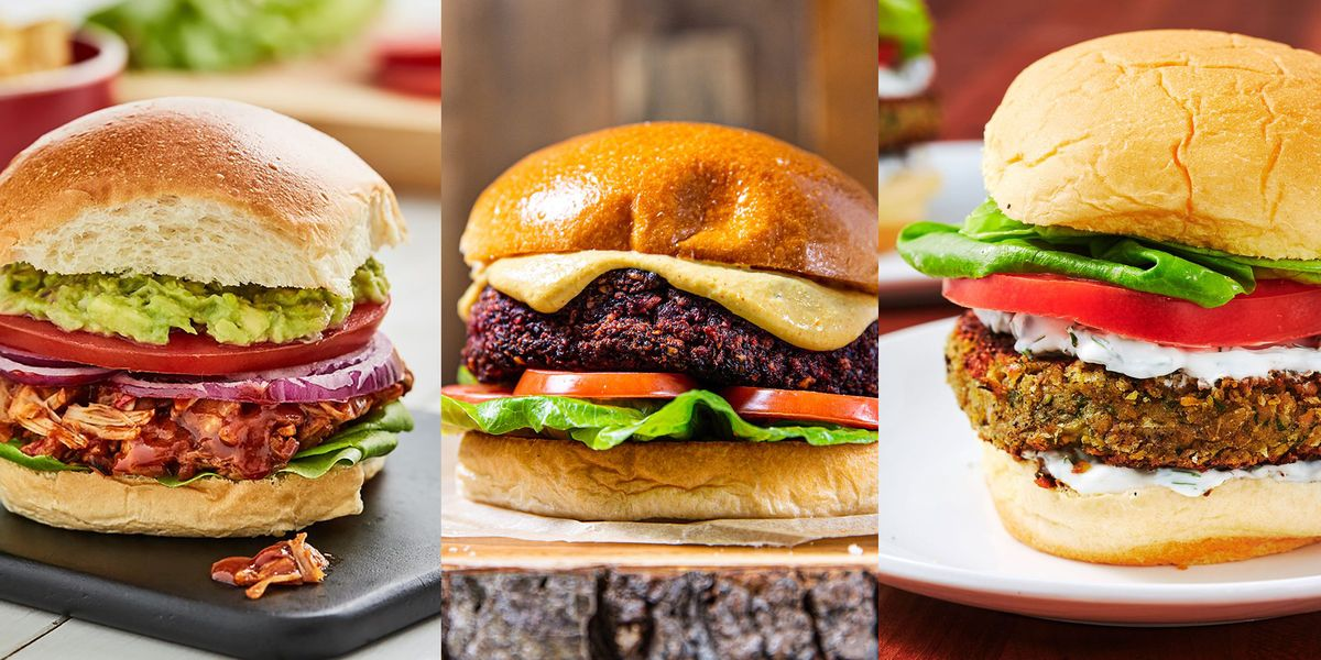 Veggie Burger Recipes That Are Completely Worth The Prep And Taste Amazing