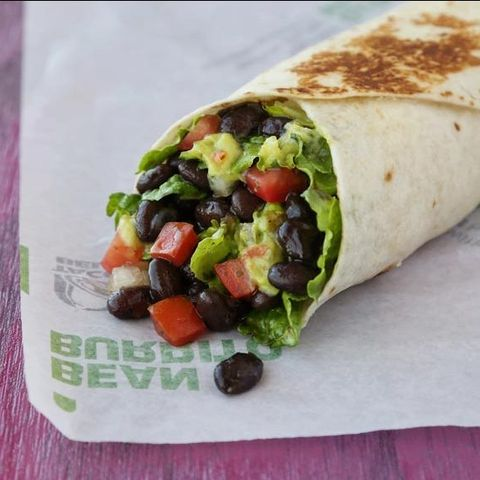 veggie power burrito