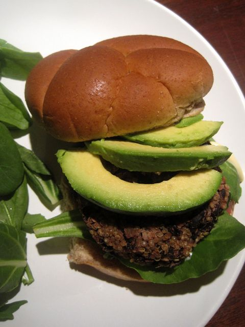 Make Your Own Veggie Burgers