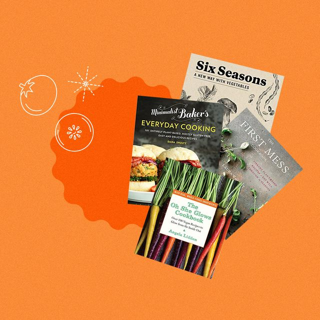 the 17 best vegetarian cookbooks to add to your collection