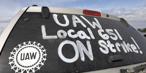 UAW Strike against General Motors Could Be Nearly Over