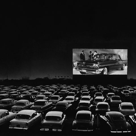 drive in movies   things only baby boomers remember