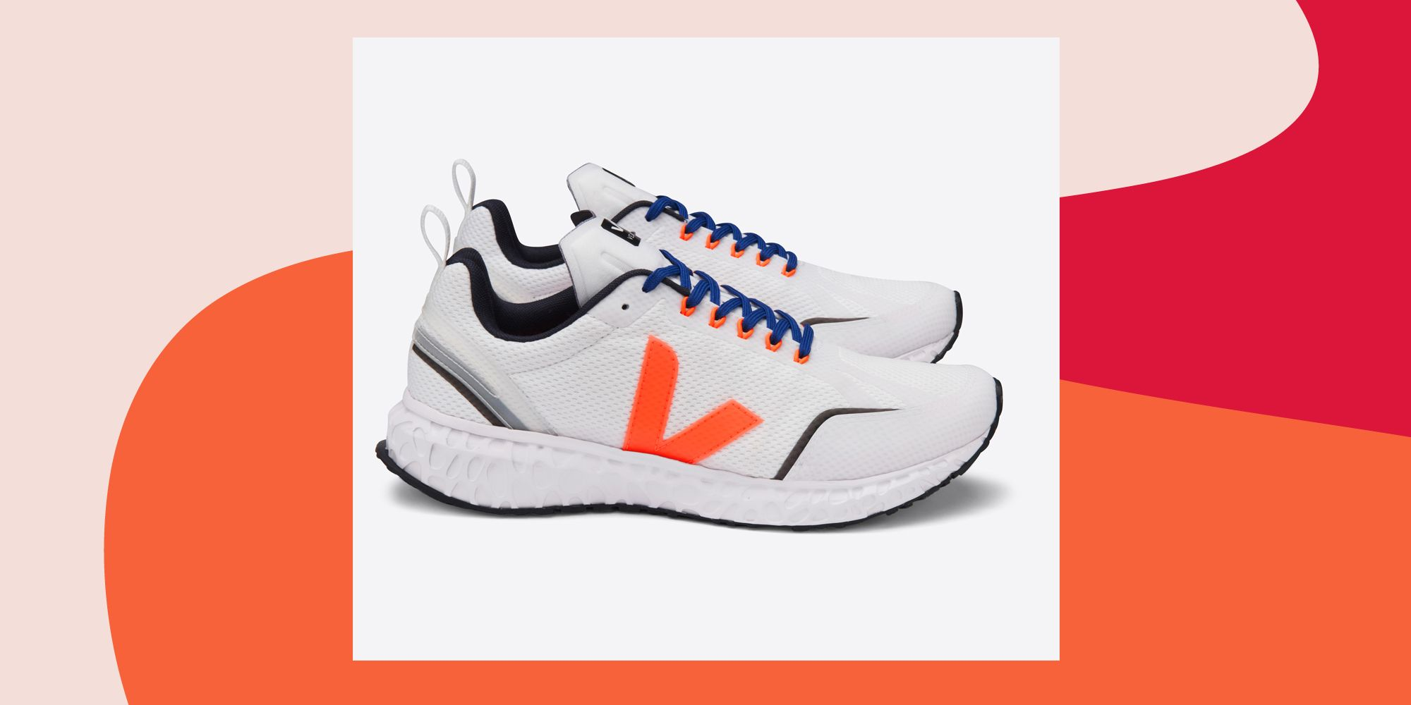 Veja's Running Shoe is Out and Eco Runners Will Love It