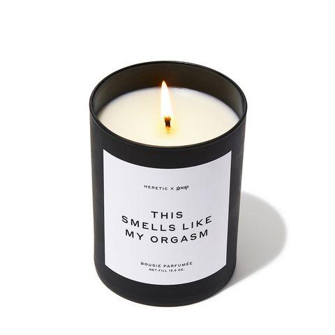Gwyneth Paltrow lanza una vela que huele a sus orgasmos