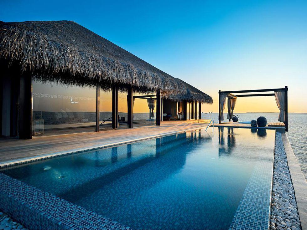Le piscine di hotel più belle del mondo