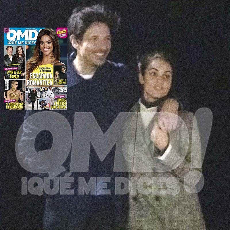 FOTOS EXCLUSIVAS Andrés Velencoso y Lara Álvarez ya pasean de la mano