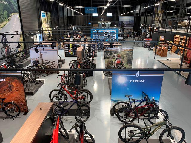 velodroom sluit zich ook aan bij de bicycling club