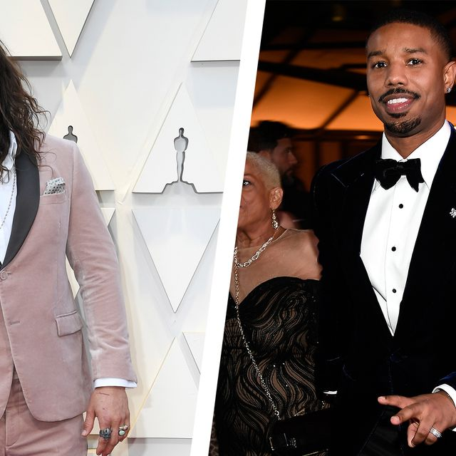 aca5e78088d The Best-Dressed Men at the 2019 Oscars Proved Velvet Suiting is Cool