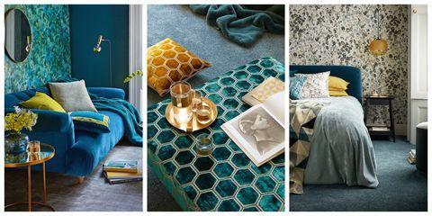 Velvet room decor - style inspiration