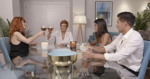ven a cenar conmigo gourmet edition casa de terelu