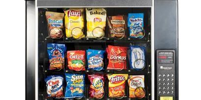 vending machine snacks 400 calorie snacks