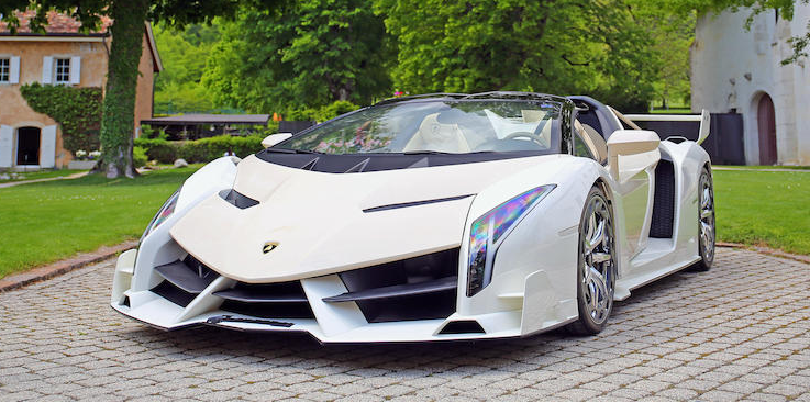 You Can Buy a Veneno and a One:1 From This Crazy Government-Seized Collection