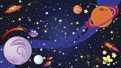 Venere, i pianeti e lo zodiaco