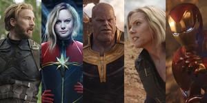 Marvel Vengadores 4