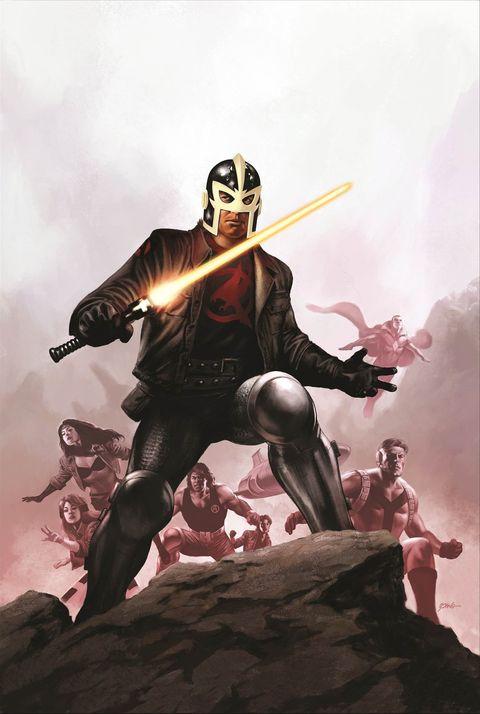 El Caballero Oscuro de Marvel