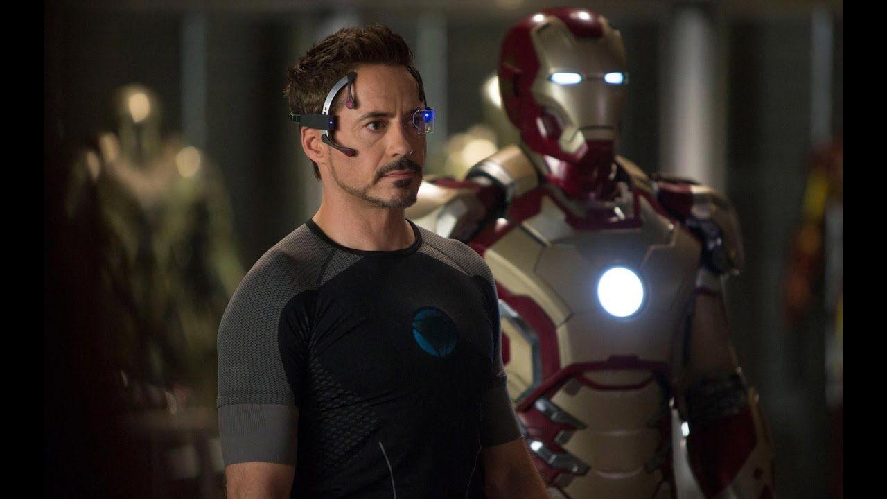 Vengadores: Endgame - Robert Downey Jr. se despide de Iron Man - Marvel