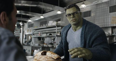 Vengadores Endgame Hulk