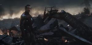 Vengadores Endgame Iron Man nuevo tráiler