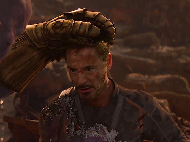 Vengadores Endgame La Conexión Entre Tony Stark Y Thanos
