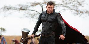 Thor Vengadores Endgame