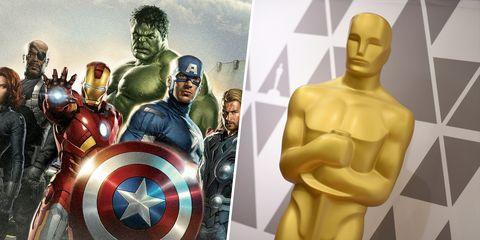 Vengadores Oscars