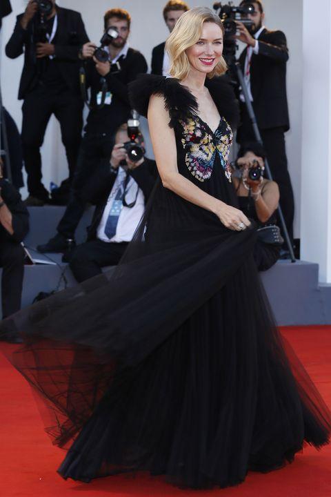 Venice Film Festival 2018 - celebrity fashion