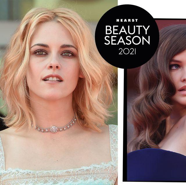 venice film festival 2021 best hair makeup beauty