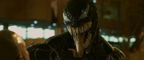 Venom crítica estreno