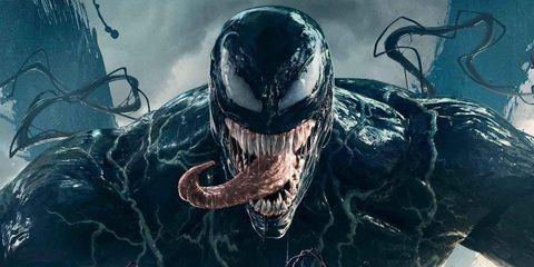 Cg artwork, Fictional character, Venom, Supervillain, Digital compositing, Fiction, Movie, Illustration, Batman,