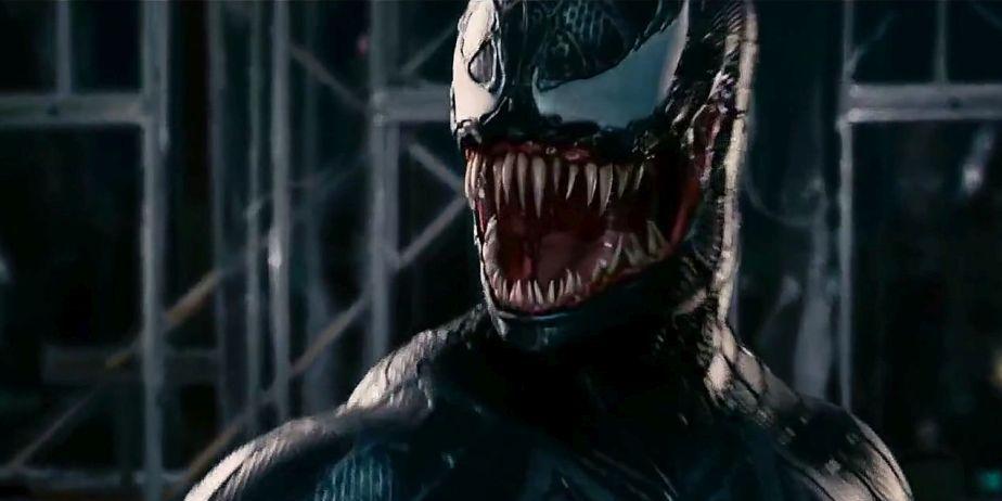 il mondo del cinema di Venom Tom Hardy