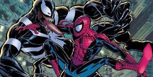 Venom Spider-Man crossover