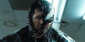 Venom Tom Hardy sequel