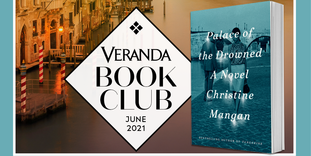 Our June Sip & Read Book Club Pick Is 'Palace of the Drowned'