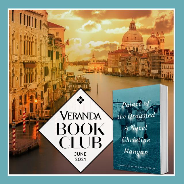 veranda book club june seletion
