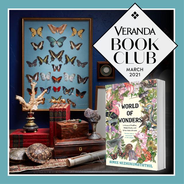 veranda book club march 2021