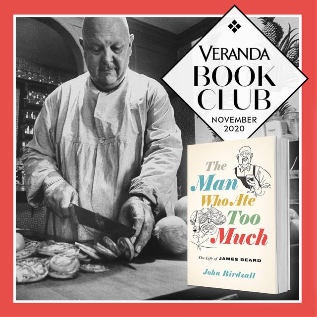 the man who ate too much veranda book club