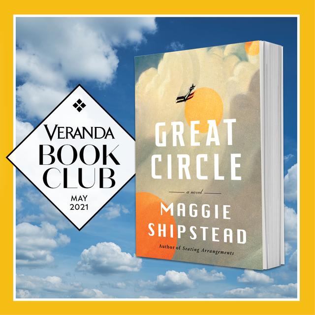 veranda sip and read book club pick great circle
