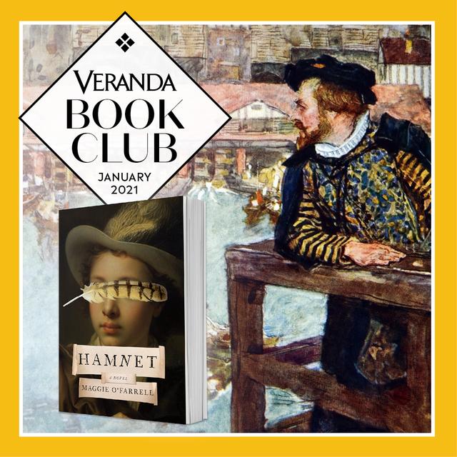 veranda book club january 2021