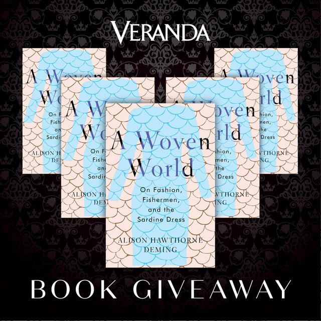a woven world giveaway