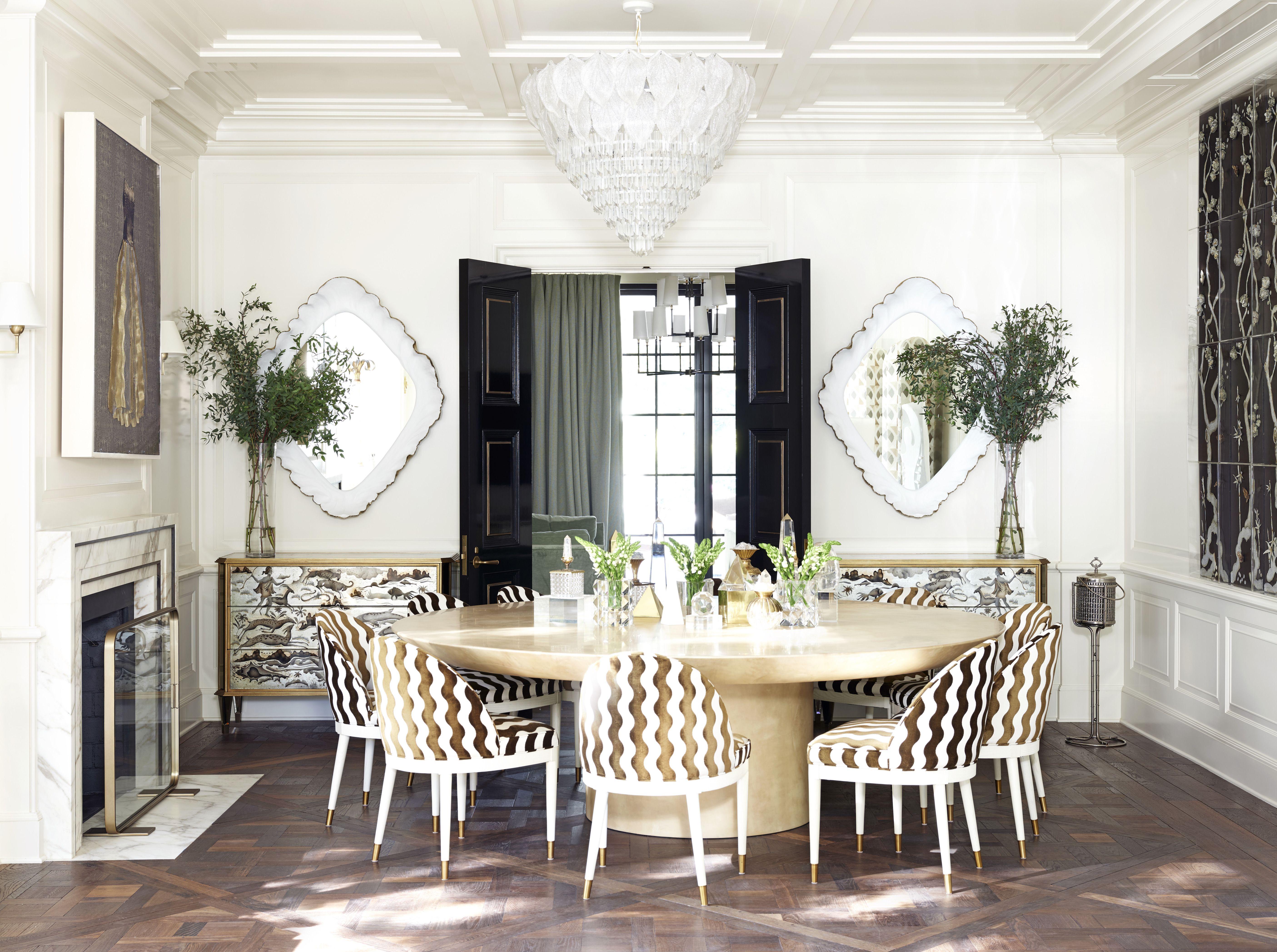 Designer Dining Rooms Decor, Dining Room Design Ideas 2020