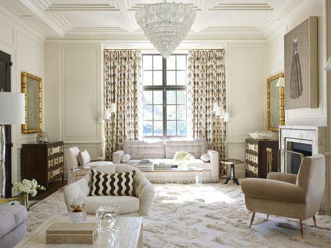 Melanie Turner And Yong Pak Atlanta, Home Interior Ideas For Living Room