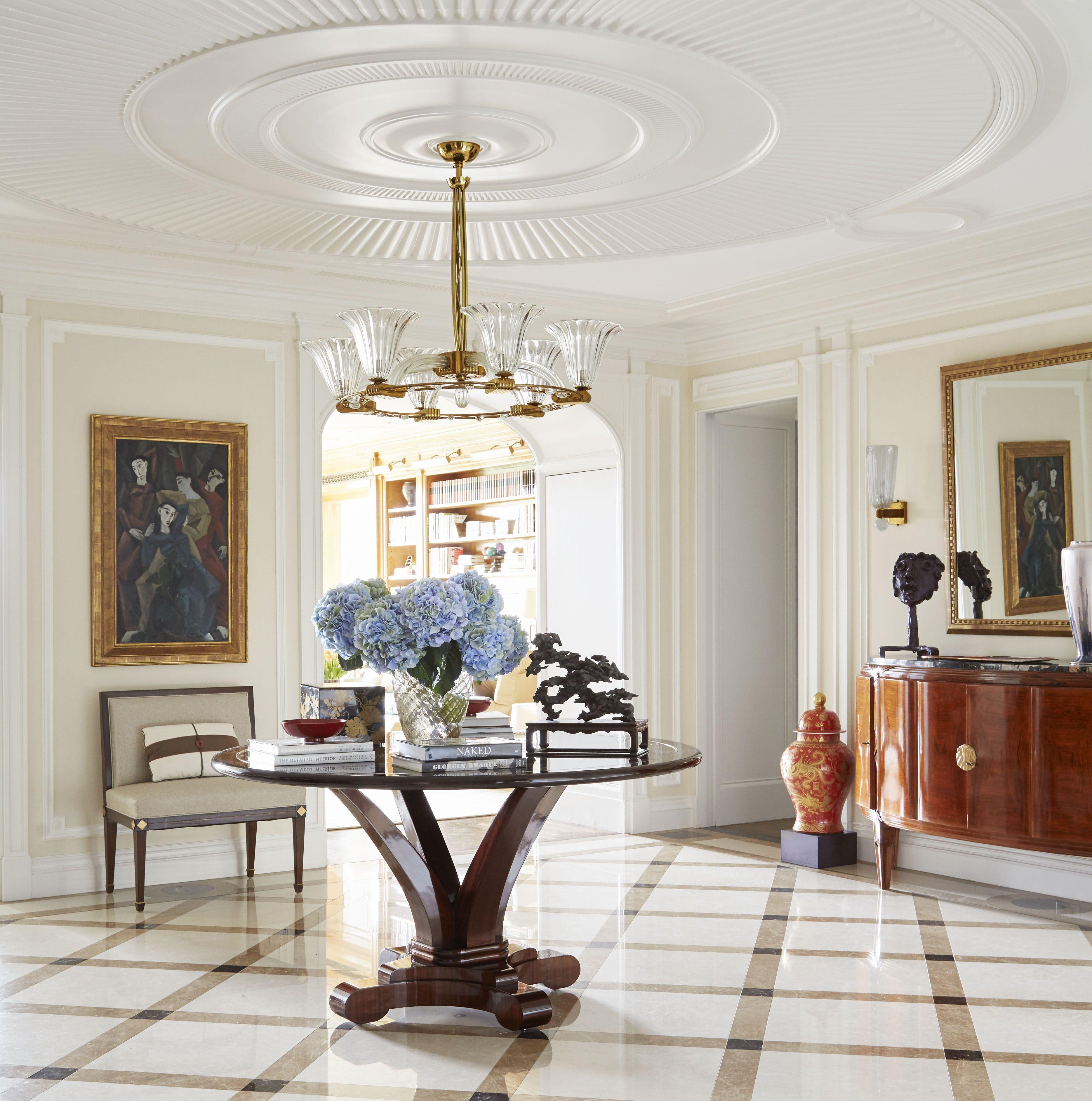 14 Best Entryway Ideas - Luxury Foyer Ideas by Designers