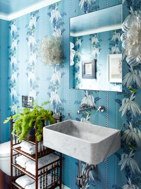 Katie Ridder Designer Bathroom