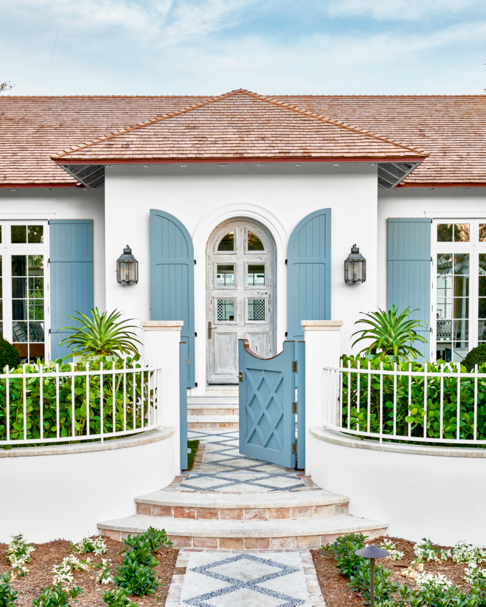 Phoebe Howard Palm Beach House Design