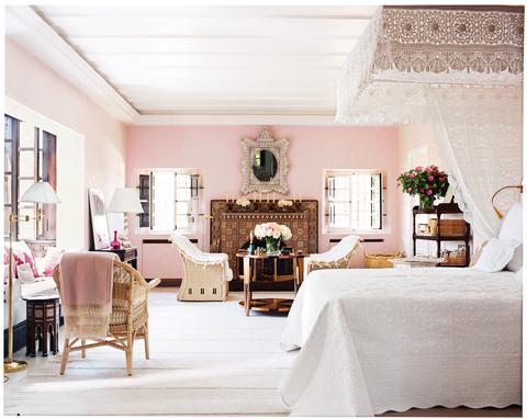 marella agnelli bedroom